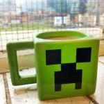 Mug Creeper de Minecraft