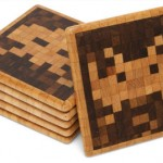 Sous verres Space Invaders