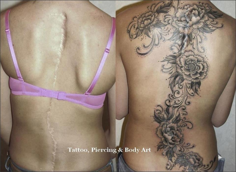 les plus beaux tatouages pour couvrir une cicatrice geek. Black Bedroom Furniture Sets. Home Design Ideas
