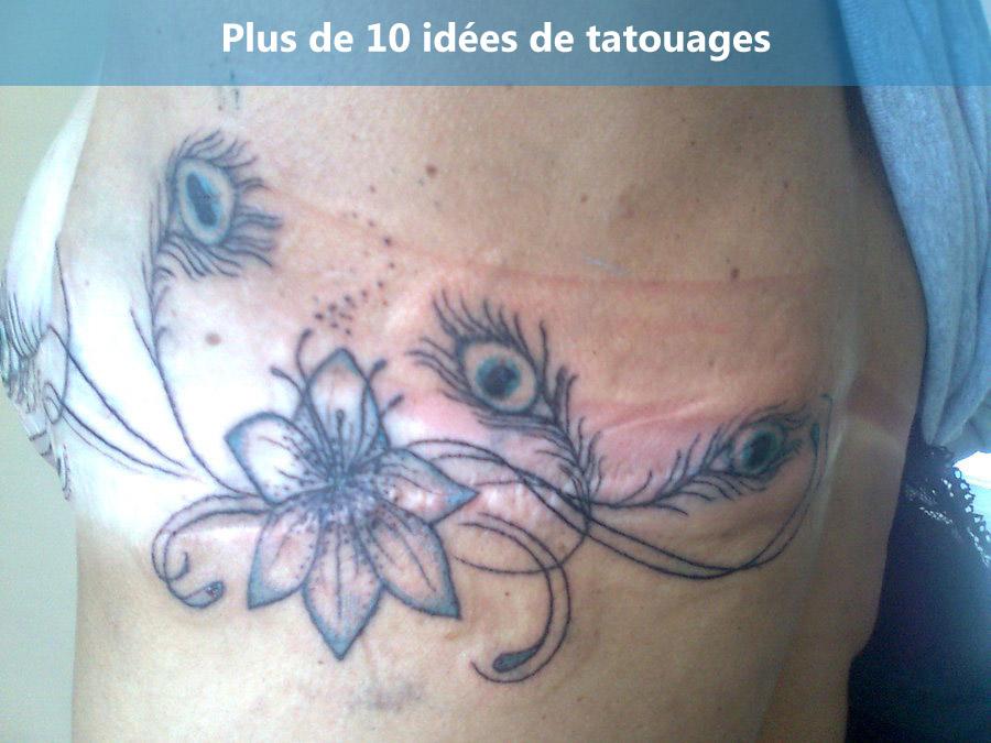 Les Plus Beaux Tatouages Pour Couvrir Une Cicatrice Geek