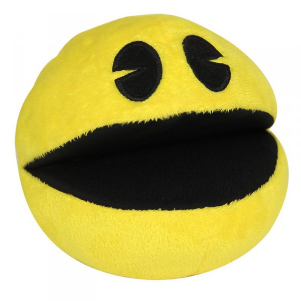 Peluche Sonore Pac Man