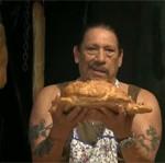 Danny Trejo réalise du pain en forme d'animaux