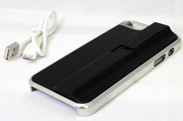 Coque pour iPhone 5 briquet