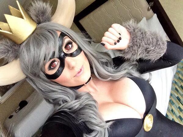 Cosplay sexy de Ratcoon