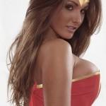 Cosplay très sexy de Wonder Woman
