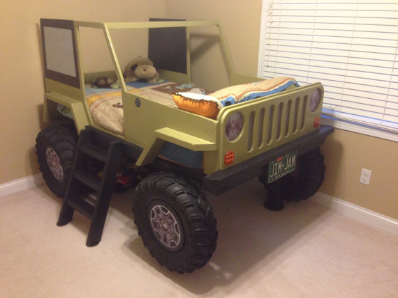 lit jeep geek. Black Bedroom Furniture Sets. Home Design Ideas
