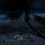 Serviette de plage Don't Open Dead inside