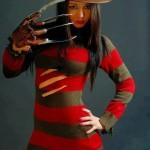 Cosplay sexy Freddy Krueger