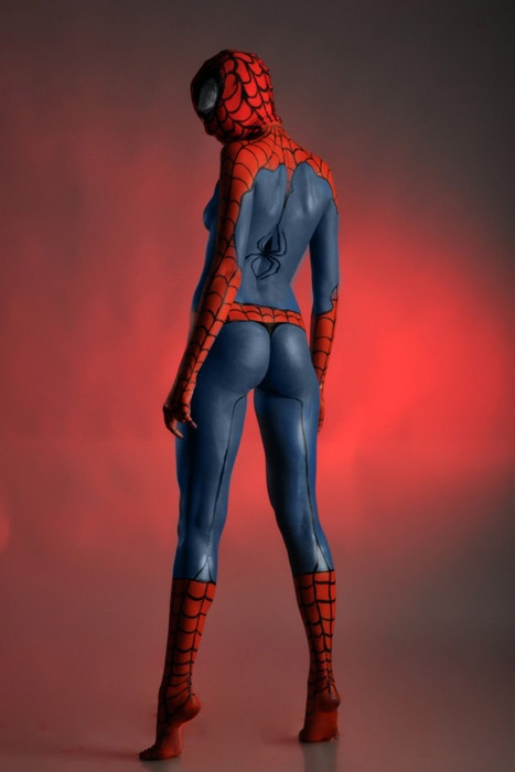 spider woman hot pics
