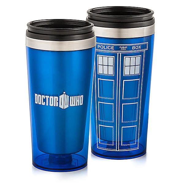 Le pack Doctor Who pour ton papa