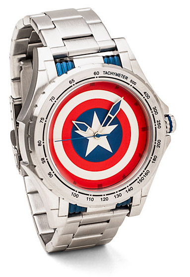 Montre Captain America