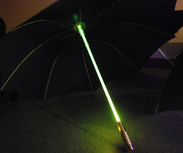 Parapluie sabre laser Star Wars
