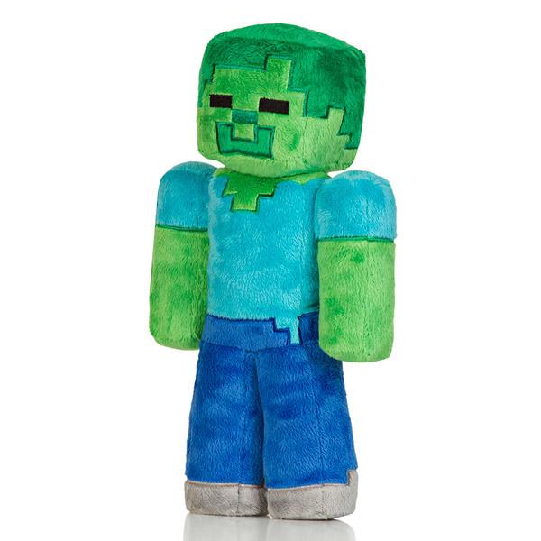 Peluche Zombie Minecraft