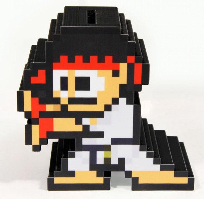 Tirelire Ryu Street Fighter