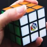 Balle Anti-Stress Rubik's Cube