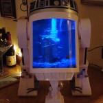 Aquarium R2D2