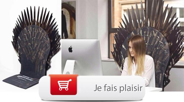 id e cadeau pour un fan de game of thrones id e cadeau. Black Bedroom Furniture Sets. Home Design Ideas