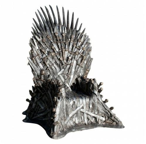 Acheter la réplique du trône de fer