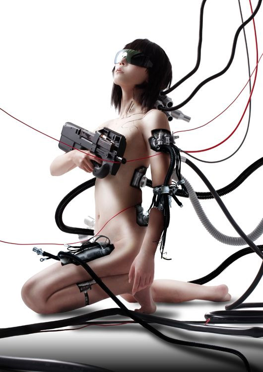 Cosplay Ghost in the Shell