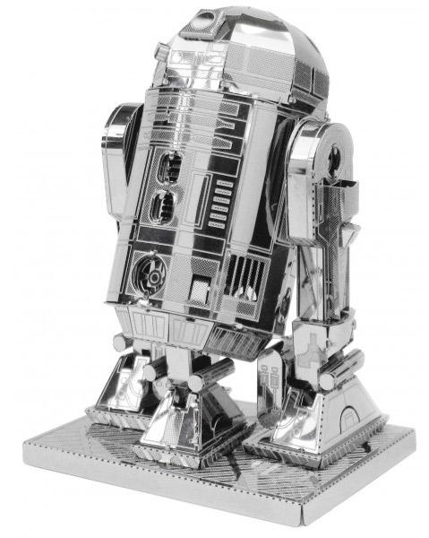 Maquette Métal 3D Star Wars R2-D2