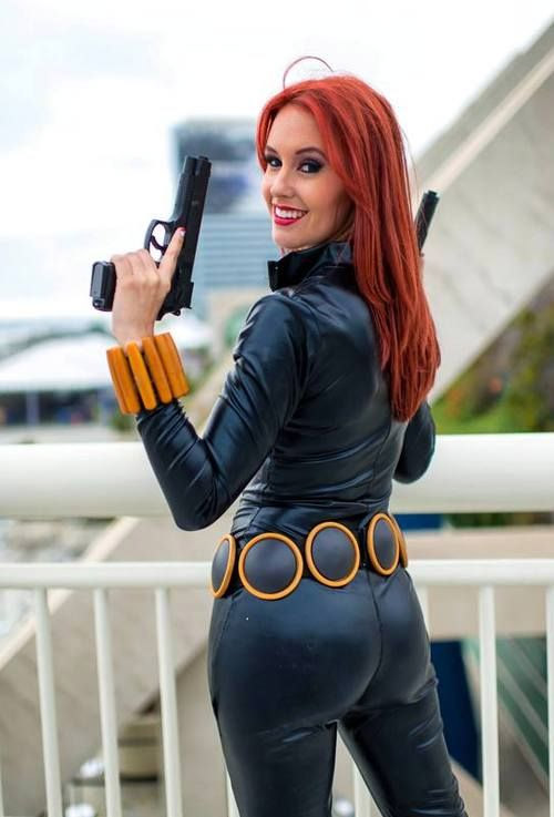 Cosplay sexy de Meg Turney