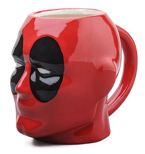 Mug 3D DeadPool