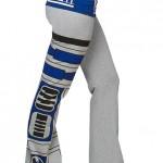 Pantalon de Yoga R2-D2