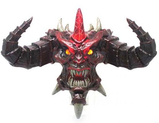 Veilleuse Diablo