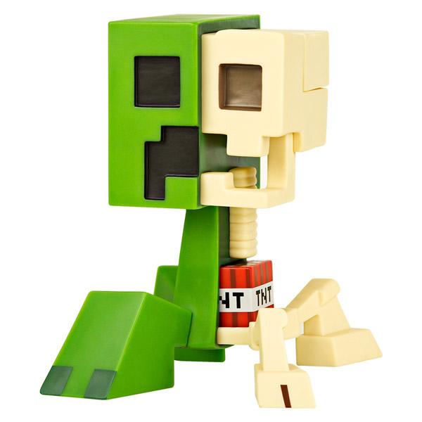 Figurine anatomie d'un Creeper Minecraft