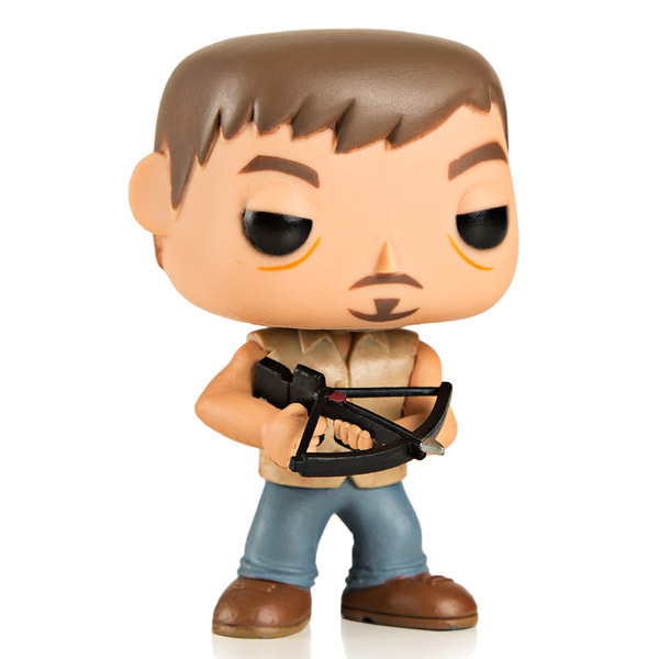 Bobble-Head POP! Daryl The Walking Dead