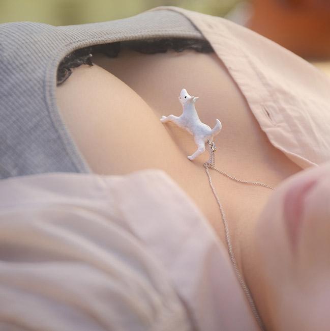 Des colliers qui mettront en valeur votre poitrine