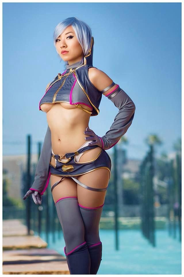 Cosplay Irma Queen's Blade sexy