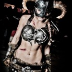 Cosplay sexy de Skyrim