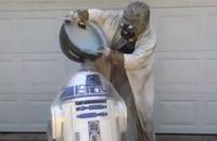 Ice Bucket Challenge par R2-D2