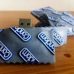 Clé USB préservatif