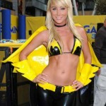 Cosplay sexy de Sara Jean Underwood