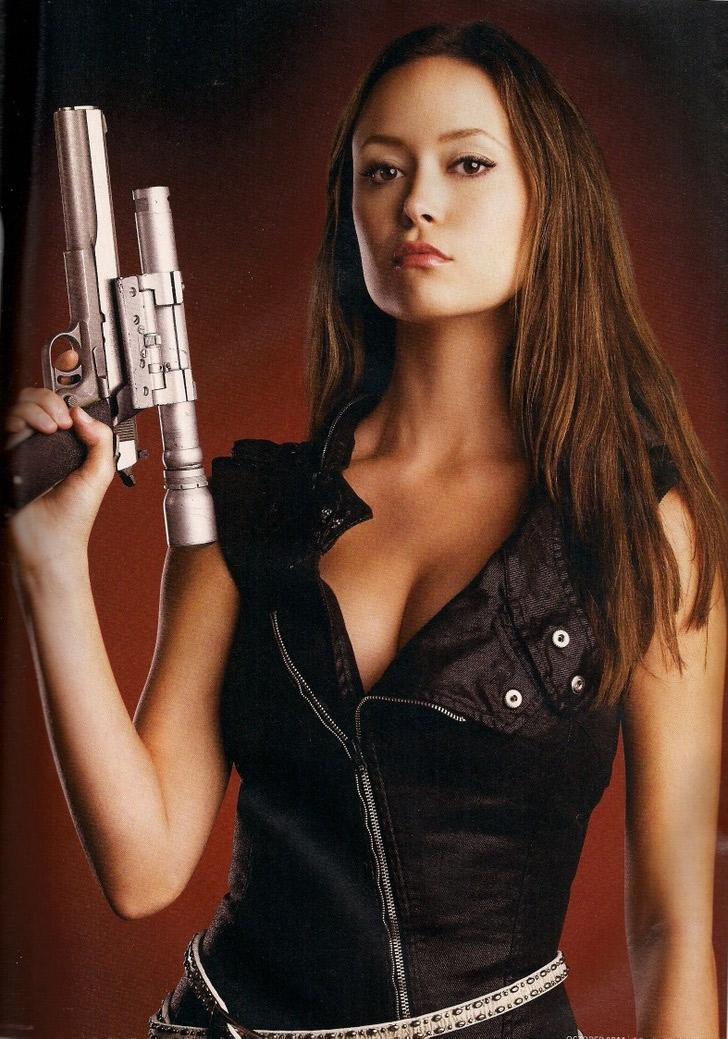 Cosplay sexy de Terminator