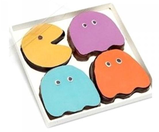 Chocolat Pac-Man