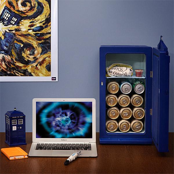 Mini Frigo Tardis Doctor Who