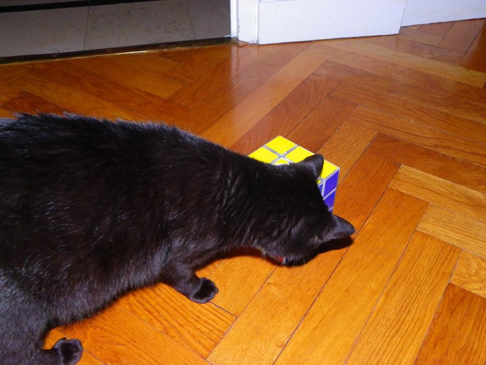 Mon avis sur la lampe Rubik's Cube