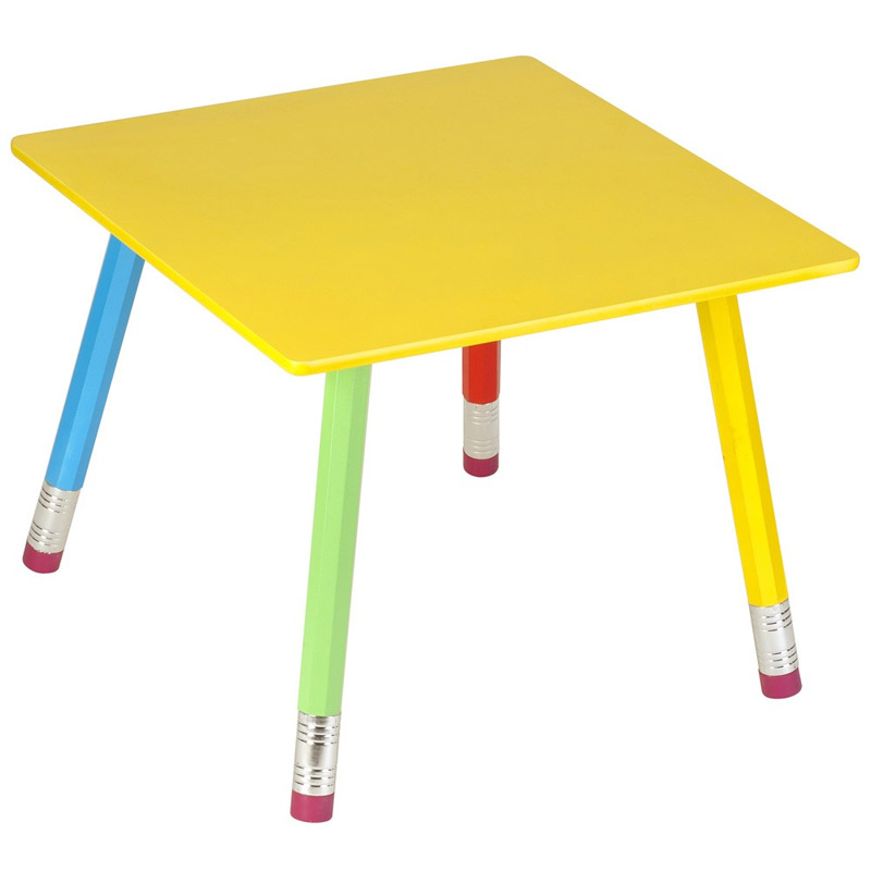 Table crayons