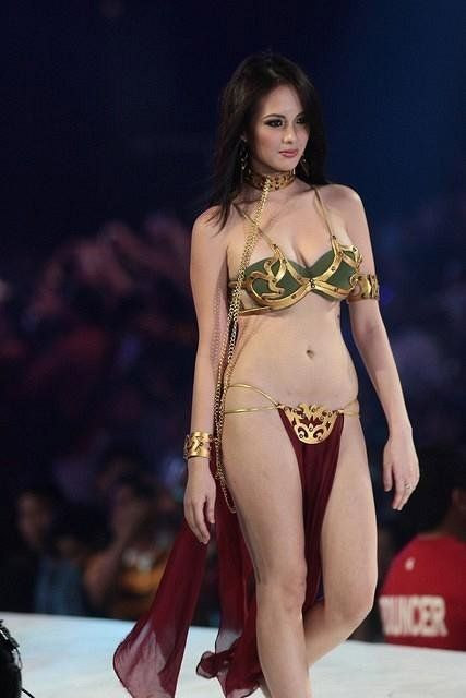 What necessary Nude ramp walk pics removed