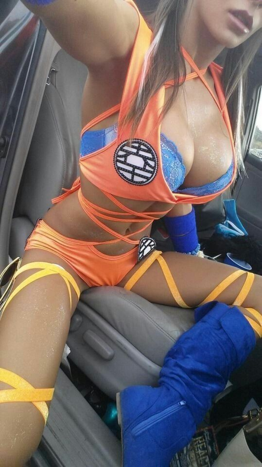 Sexy dragon ball z girls pics