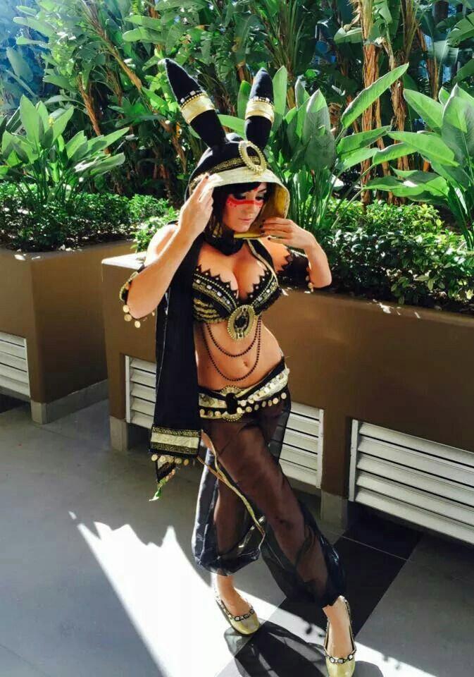 De nouveaux cosplays de Jessica Nigri
