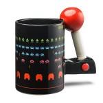 Mug arcade pour retro gamer