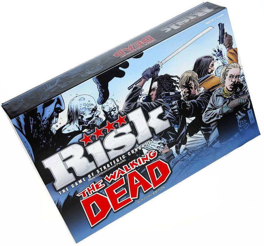 Risk édition Walking Dead