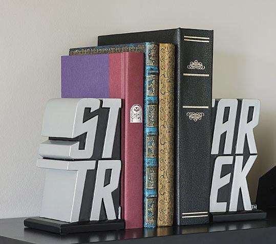 Serre livres star trek gadget geek - Serre livre star wars ...