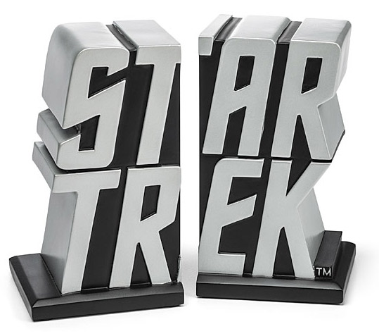 Serre-livres Star Trek