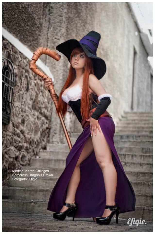 Photos de cosplay trs hot sur 2Folie