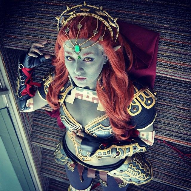 Cosplay Ganondorf femme